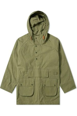 Barbour X Engineered Garments Warby Parka Olive