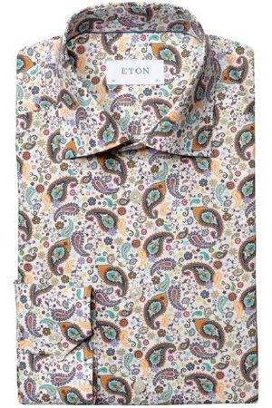 Eton Shirt Both meth Print LM 100000739 65