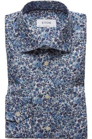 Eton 2766 79311 25 lm shirt dress Print