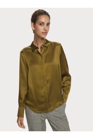 Scotch&Soda Scotch & Soda Classic 100% Silk Shirt