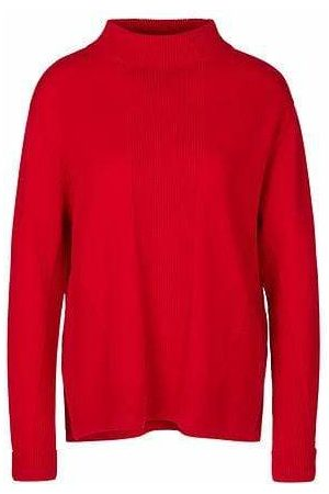 Marc Cain Women Jumpers - Sports Cashmere Sweater with Stand-Up Collar PS 41.09 M81