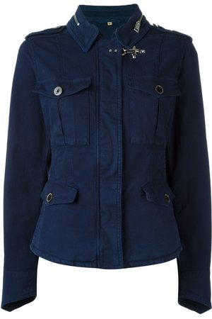 FAY Fitted Military Jacket
