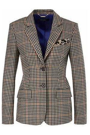 Marc Cain Women Blazers - Collections Checked Blazer PC 34.22 W35