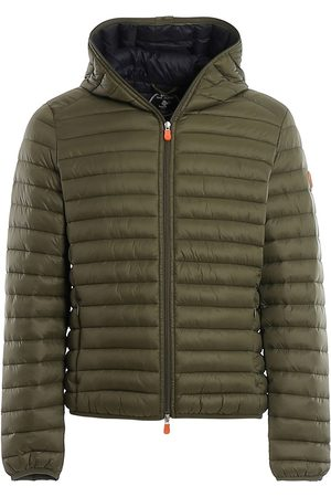 save the duck MEN'S D3065MGIGAX00841 POLYAMIDE DOWN JACKET