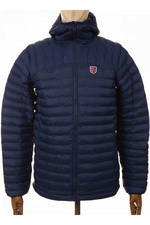 Fjällräven Fjallraven Expedition Latt Hooded Jacket - Navy Size: Small, Colour: N
