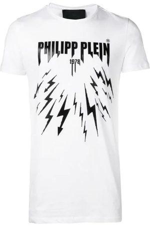 Philipp Plein MEN'S P19CMTK3241PJY002N01 COTTON T-SHIRT