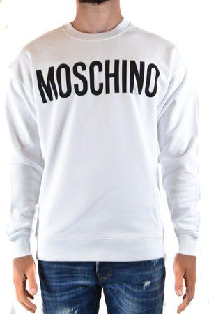 Moschino Men Sweatshirts - MEN'S J171852271001 COTTON SWEATSHIRT