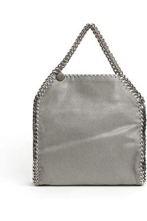 Stella McCartney Women Shoulder Bags - WOMEN'S 371223W91321220 GREY POLYESTER SHOULDER BAG
