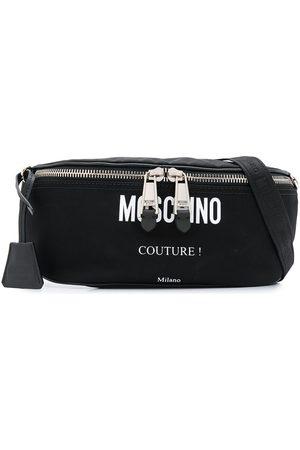 Moschino Men Belts - MEN'S A770482012555 POLYAMIDE BELT BAG