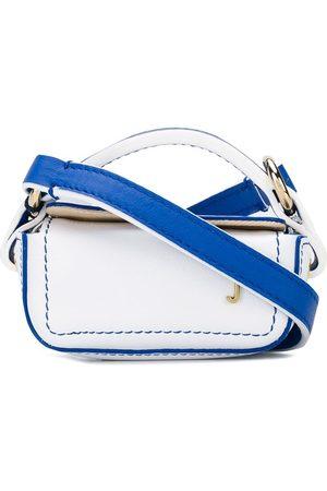 Jacquemus WOMEN'S 201BA1120158100 LEATHER SHOULDER BAG