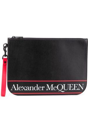 Alexander McQueen Men Wallets - MEN'S 5508151SJ5B1092 LEATHER POUCH
