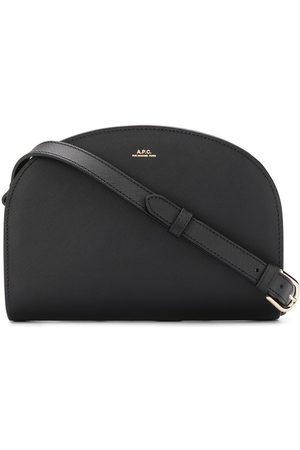 A.P.C. Women Shoulder Bags - . WOMEN'S PXBJQF61048LZZ LEATHER SHOULDER BAG