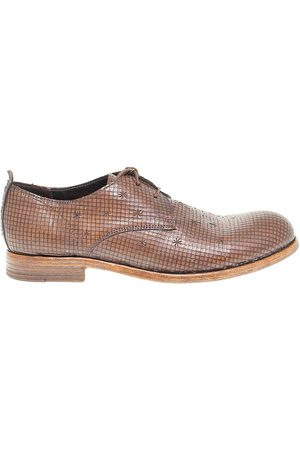 Moma Men Footwear - MEN'S 12805 LEATHER LACE-UP SHOES