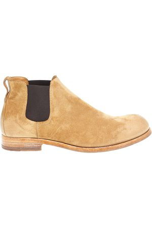 Moma Men Boots - MEN'S 12803 SUEDE ANKLE BOOTS