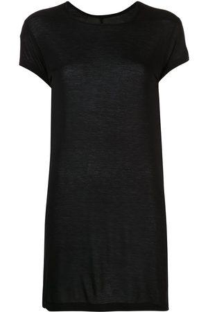 Rick Owens Sheer Longline Level Tee T-Shirt