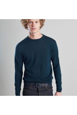 L'exception Paris Merino Wool Jumper Dark