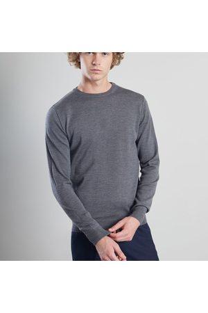 L'exception Paris Merino Wool Jumper Anthracite