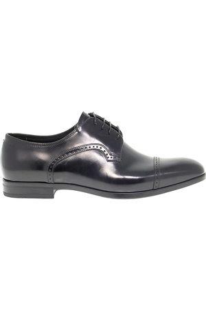 Fabi Men Footwear - MEN'S FU8770N LEATHER LACE-UP SHOES