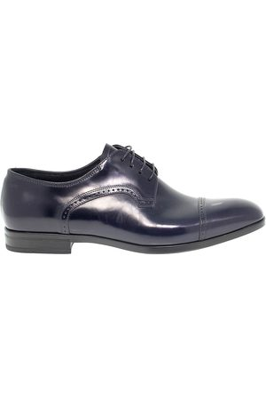 Fabi Men Footwear - MEN'S FU8770B LEATHER LACE-UP SHOES