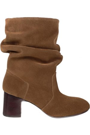 Chie Mihara Nasti Suede Boots