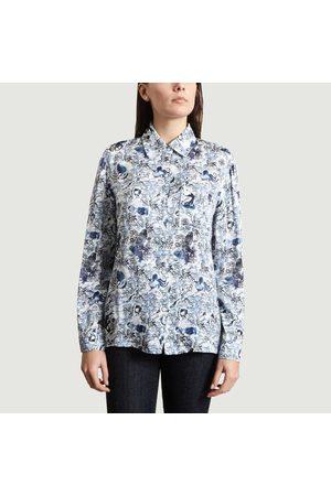 Bleu Tango Tatoo Mariner Shirt