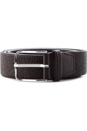 Orciani Men Belts - MEN'S U07798EBANO LEATHER BELT