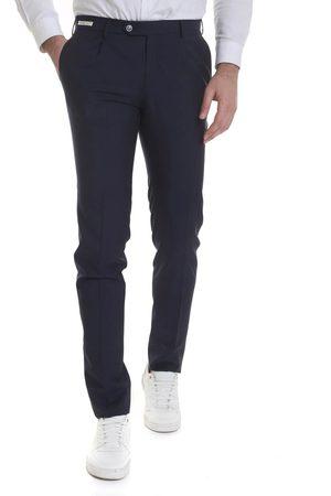 Men Formal Trousers - L.B.M. MEN'S 9452505 WOOL PANTS