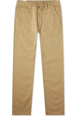 Nudie Jeans Men Slim - Jeans Slim Adam Chino Beige L32