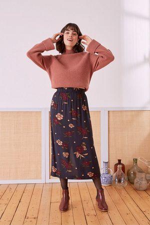 Des Petits Hauts Romeane Hortense Print Skirt