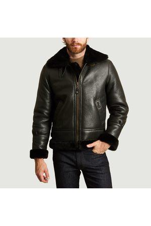 Schott NYC Men Jackets - Bombardier Sheepskin Jacket