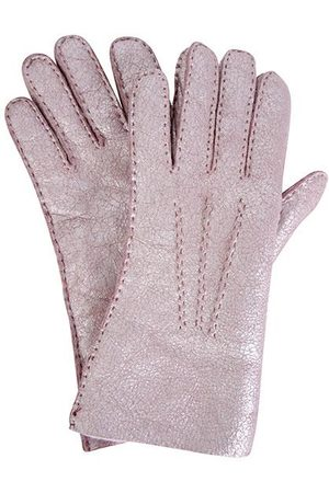 Gala Gloves Women Gloves - Ladies Shimmer Shearling Gloves