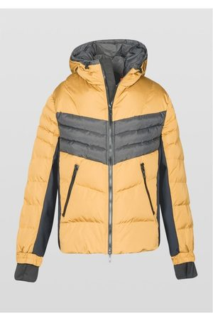 Antony Morato Pannlled Chest Bomber Jacket Mustard Colour: Mustard, Si