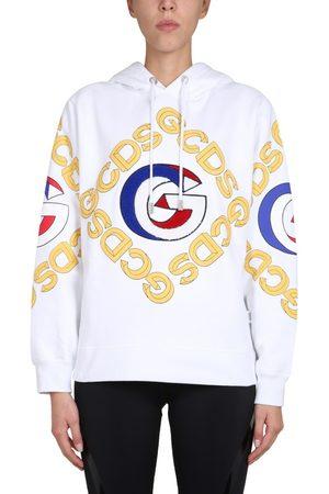GCDS Women Sweatshirts - WOMEN'S FW21W02012001 SWEATSHIRT
