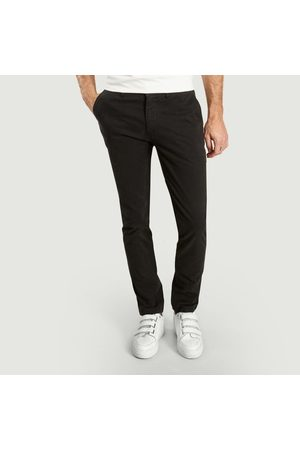 NN.07 Men Chinos - Marco Chinos Dark Grey No Nationality 07