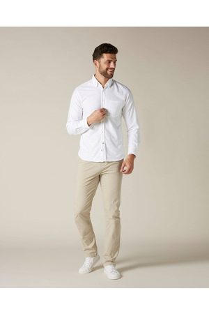 7 for all Mankind Men Chinos - Slimmy Chino Weightless