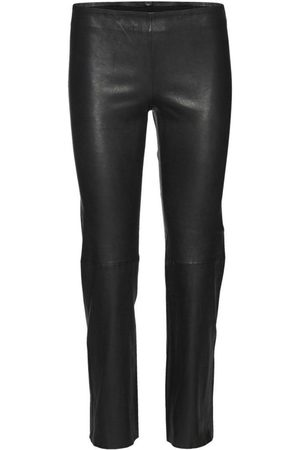 NÖR Women Leather Trousers - CELIA STRETCH LEATHER PANTS R