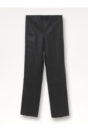 By Malene Birger Women Leather Trousers - FLORENTINA LEATHER PANT