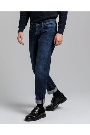 GANT Dark Worn In Slim Jeans 1315008