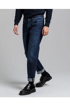 GANT Men Slim - Dark Worn In Slim Jeans 1315008