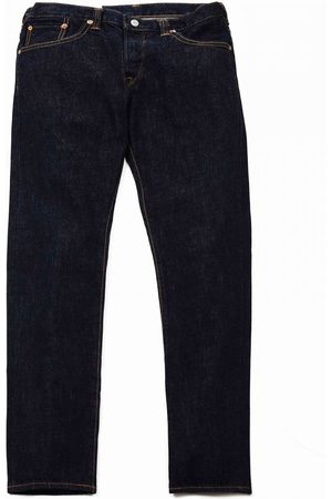 Edwin Jeans Loose Straight Rainbow Selvedge Denim - Rinsed