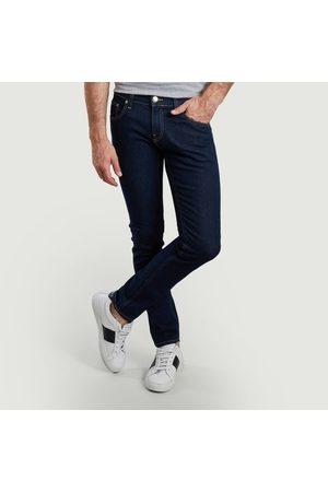 MUD Jeans Slim Lassen raw jeans Strong