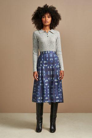 Bellerose Pacifico Print Skirt in
