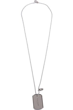 Alexander McQueen Men Necklaces - MEN'S 585475J160Y0446 METAL NECKLACE