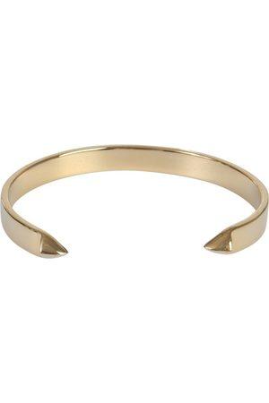 NORTHSKULL Men Bracelets - MEN'S STCUYG784GOLD METAL BRACELET