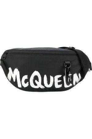 Alexander McQueen Men Belts - MEN'S 596425HWC1K1070 POLYAMIDE BELT BAG