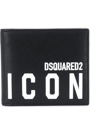 Dsquared2 Men Wallets - MEN'S WAM001512903205M063 LEATHER WALLET