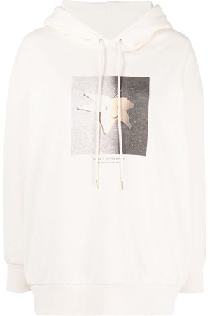 Stella McCartney Faces in Places hoodie
