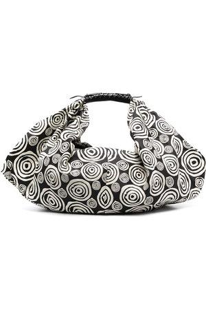 10 CORSO COMO Spiral print shoulder bag
