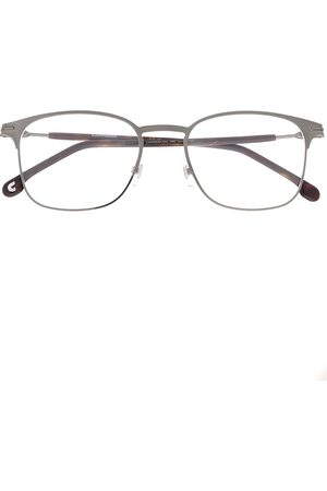 Carrera Matte-effect square-frame glasses