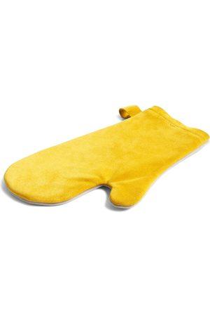 Hay Suede oven glove